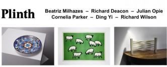 Plinth Editions: Milhazes, Deacon, Opie, Wilson, Yi, Parker