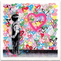 Mr Brainwash, With all my Love, 2016