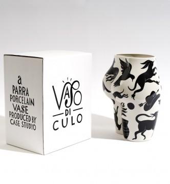Parra, Vaso di Culo MURAL, 2016