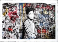Mr Brainwash, Samo is Alive, 2016