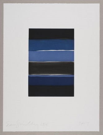 Sean Scully, Untitled (Landline), 2016
