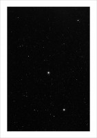 Thomas Ruff, Star 16h 08m /-25°, 1992/2016