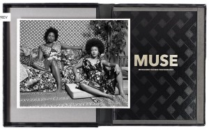 Mickalene Thomas, A moment's pleasure in black and white, 2006/8