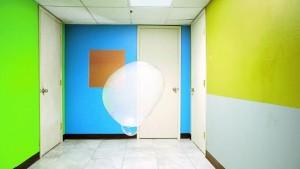 Mika Rottenberg, Bubble 1 - Bubble 6, 2016