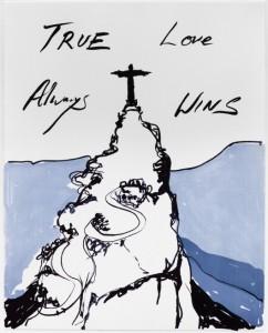 Tracey Emin, True Love Always Wins