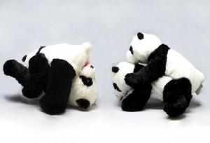 Rob Pruitt - Plush Pandas