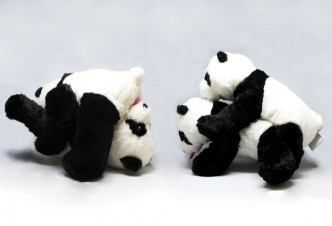 Rob Pruitt - Panda Plush