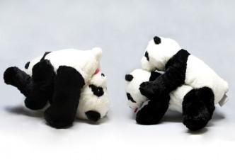 Rob Pruitt - Panda Plush