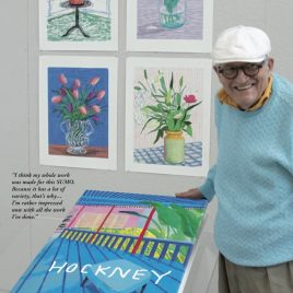 David Hockney - A Bigger Book