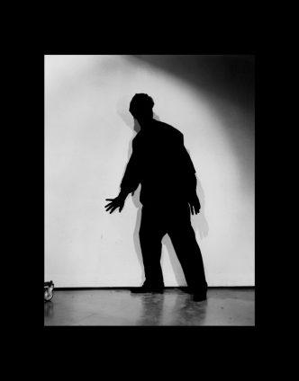 John Stezaker - Shadow - Touch - 2016