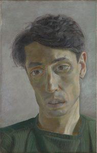 Lucian Freud - Portrait of John Minton - 1952 / 2016