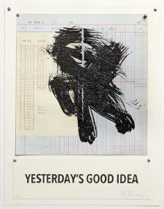 William Kentridge - Yesterday's Good Idea - 2016