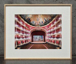 Candida Hofer - Teatro Dellogado Guadalajara III - 2015