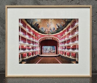 Candida Höfer - Teatro Dellogado Guadalajara III - 2015