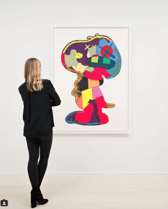 KAWS - Isolation Tower - 2016
