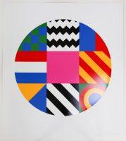 Peter Blake - Dazzle Disc - 2016