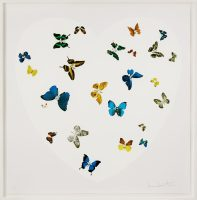 Damien Hirst - Love is All You Need - 2016