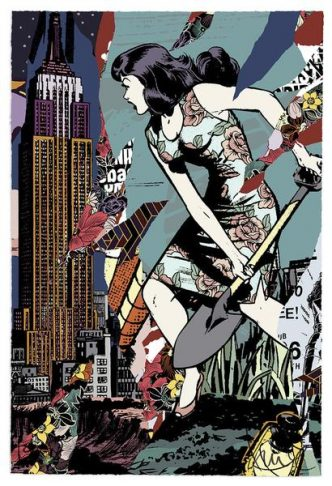 Faile - Bad Seeds - 2016
