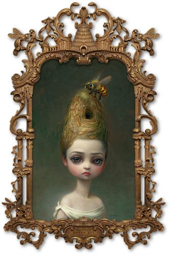 Mark Ryden - Queen Bee (Invite) - 2016