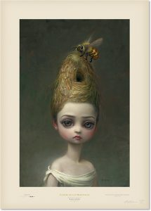 Mark Ryden - Queen Bee (Poster) - 2016