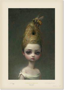 Mark Ryden - Queen Bee (Poster) - 2016