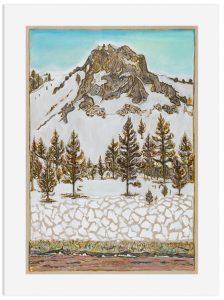 Billy Childish - Cedar ridge -2016