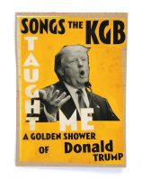 Billy Childish - Trump (Golden Shower) - 2017
