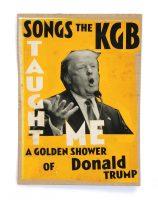 Billy Childish - Trump (Golden Shower) - 2017