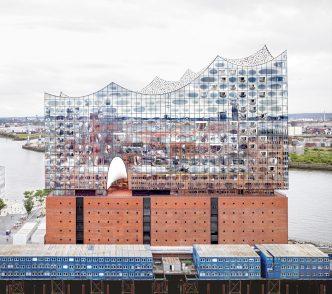 Candida Höfer - Elbphilharmonie Hamburg Herzog & de Meuron Hamburg - 2016