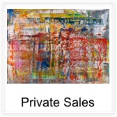 Private Sales - Gerhard Richter - Kaws - Daniel Arsham