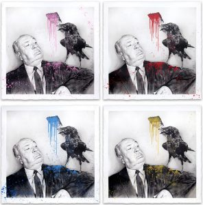 Mr Brainwash - iHitchcock - 2017