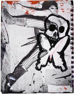 Richard Prince - Madame Butterfly - 2006