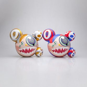 Murakami X Complexcon – Mr. Dob (Set of 2)