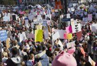 Catherine Opie - Los Angeles Women's March - 2017