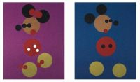 Damien Hirst - Mickey & Minnie - 2016