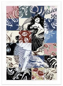 Faile - Visions Victoire - 2017