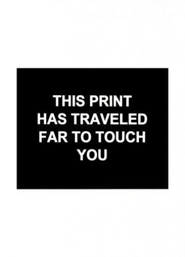 Laure Prouvost – This print has traveled far to touch you