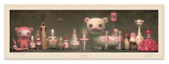 Mark Ryden - Princess Praline and Her Entourage - 2017