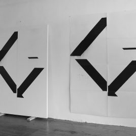 Private Sales - Wade Guyton - X-print (2017)