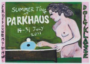 Peter Doig - Summer ting Parkhaus