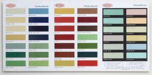 Damien Hirst - Colour Chart (H2) - 2017