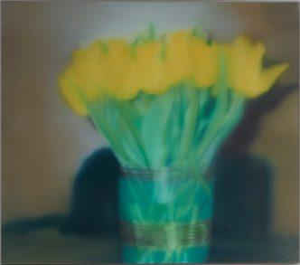 Gerhard Richter - P17 (Tulips 1995) - 2017