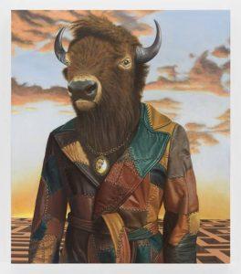 Sean Landers - Buffalo Minotaur - 2017