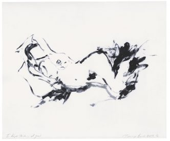 Tracey Emin - I Kept Thinking of You - 2016
