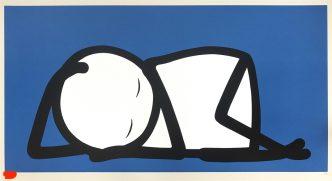 Stik - Sleeping Baby (Blue) -2015