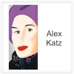 Alex Katz editions