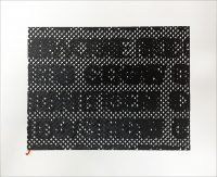 Glenn Ligon - Detail - 2014