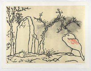 Ida Applebroog -Last Bird - 2017