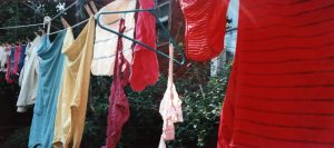 Martha Rosler - Untitled (Backyard Laundry I) - 2017