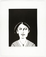 Alex Katz -You Smile and the Angels Sing - 2017 (Ahn)